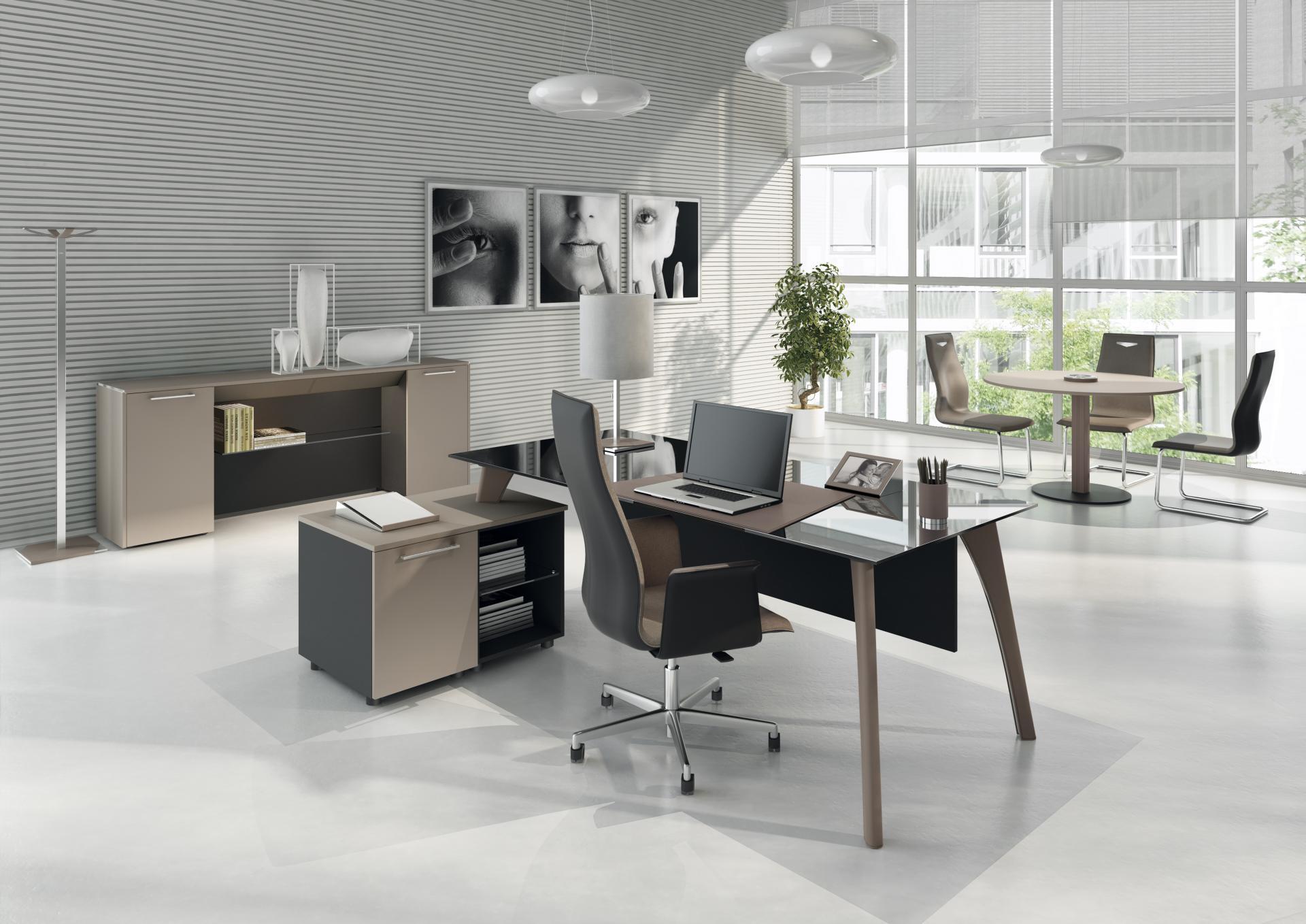 Codutti Mobili Ufficio.Attiva Arredamento Per Ufficio Moderno Codutti