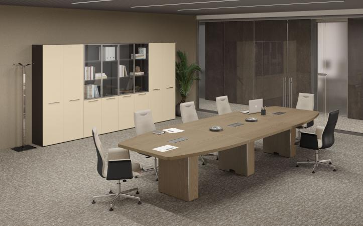 Attiva meeting table
